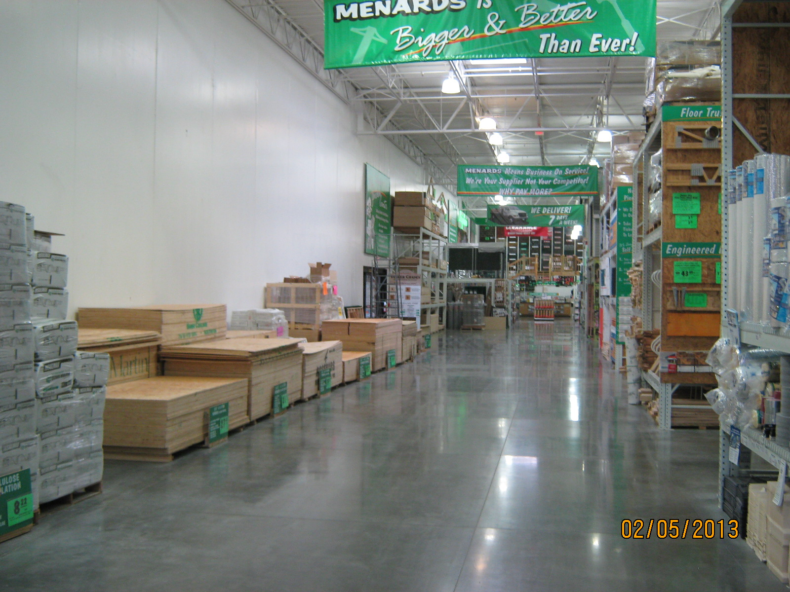Menards Home Store Coming To Cheyenne April Charlie Kay Home - Does menards deliver